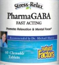 PharmaGABA Bottle Image